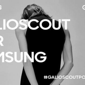 Con Samsung te estamos buscando