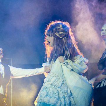 El exuberante show de los Contadores Auditores Awards