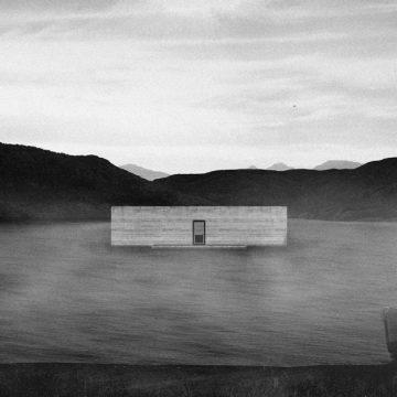 El cementerio flotante Pehuenche