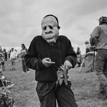 La mirada de un fotógrafo peruano a la comunidad mapuche
