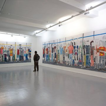 Las galerías de arte se abren a la ciudad en Galería Weekend Santiago