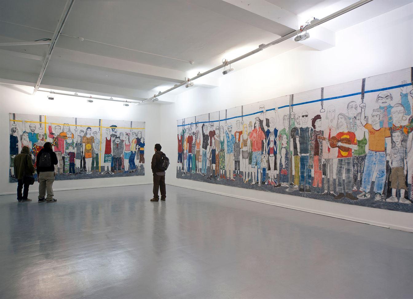 Galeria Panam - Boris Castro