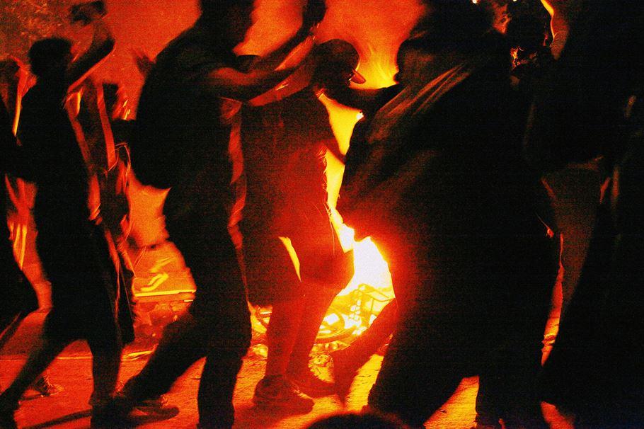 chile politica octubre