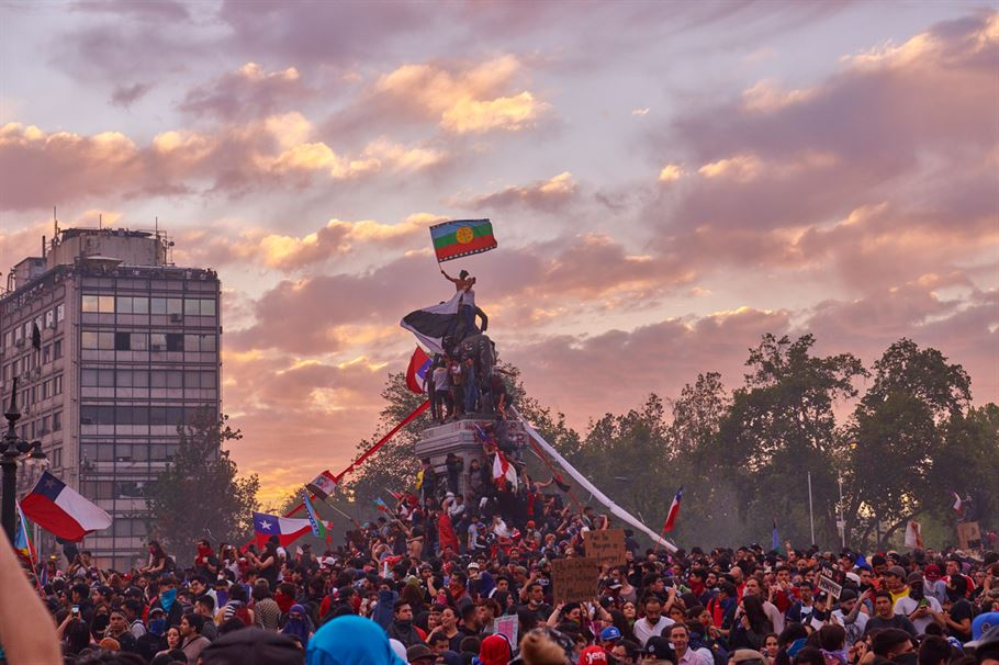 Liberta Romano - Constitución Politica Chile 2019